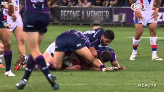 LiveLeak.com - Rugby Legue Player Alex McKinnon Reportedly Diagnosed A Quadriplegic