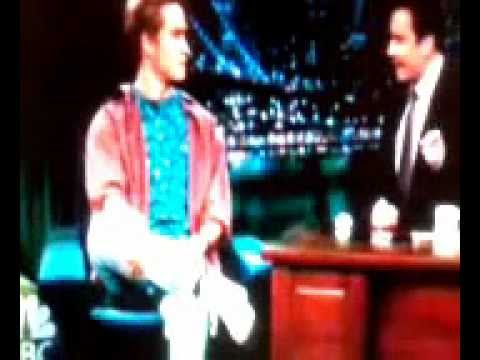 Zack Morris on the Jimmy Fallon Show