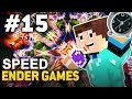 Minecraft SPEED ENDERGAMES #15 | GommeHD