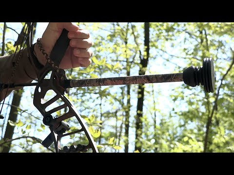 Hunting Tech Tip: Bow Stabilizers
