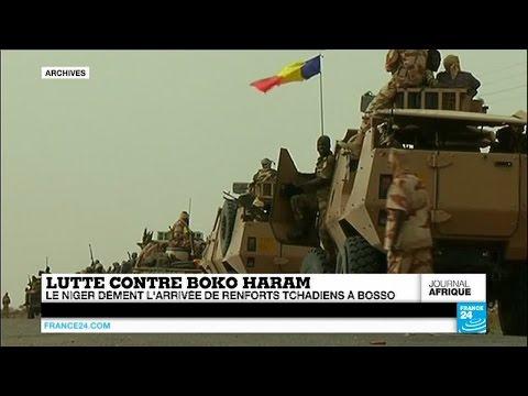 Le Niger dément l'arrivée de renforts tchadiens contre Boko Haram