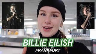 Touring with Billie Eilish | SHOW 3 Frankfurt Germany