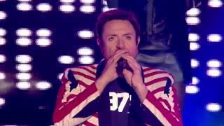 Duran Duran - Rio - live at BBC Music Day, Eden Project 2016