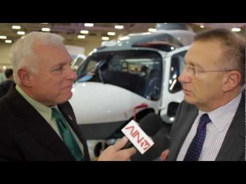 Interview with Agusta Westland CEO Bruno Spagnolini
