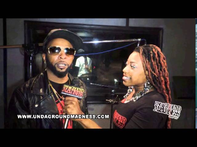 UNDAGROUND MADNESS ATL TV SHOW SHAWTY THE COMEDIAN