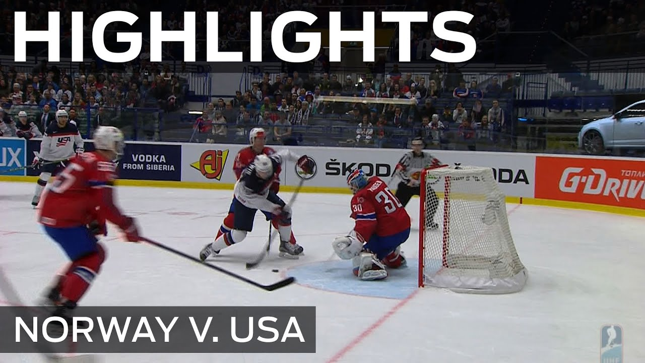 Two for two for USA | #IIHFWorlds 2015