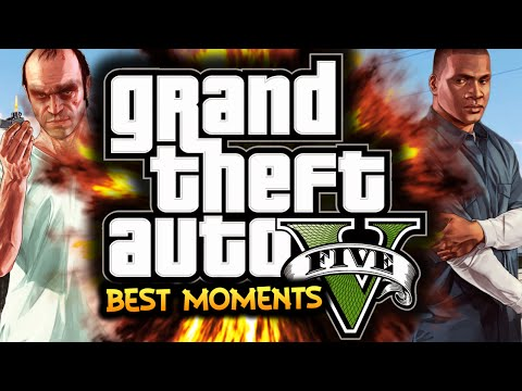 Gta 5: Best Moments Montage! - (gta 5 Funny Moments - Online   Single Player) video