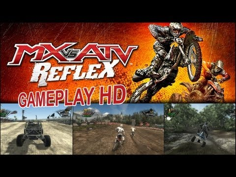 MX vs ATV Reflex - Gameplay HD
