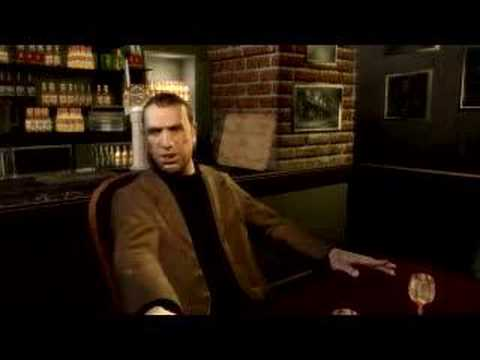 "Grand Theft Auto IV - Trailer #3 ""Move up, ladies"""