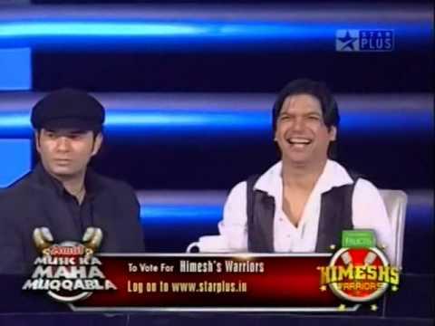 Amul Music Ka Maha Muqabla.... Best Of Himesh Reshammiya Songs video