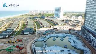 Chi tết các dãy Villas và khu tiện ích Movenpick Cam Ranh Resort - Tháng 11/2018