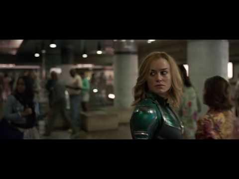 Film Box Office Captain Marvel Trailer