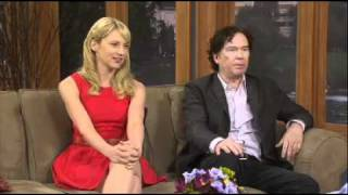 AM Northwest Interview with Timothy Hutton & Beth Riesgraf 2011
