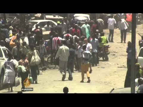 Kenyan government cracks down on refugees