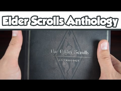 Elder Scrolls Anthology Box Set Review and Unboxing