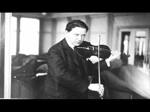 George Enescu Ciocarlia Tezaur folcloric) - HQ