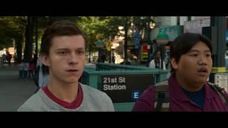 Funny Scene   Spider Man  Homecoming 2017 Movie Clip
