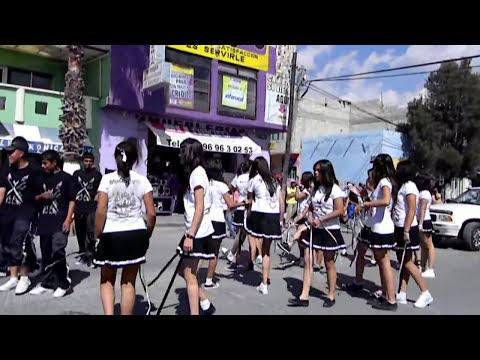 Desfile CBTis 186 Salinas De Hidalgo S.L.P. 2011 W/Intro