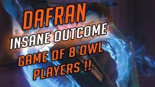 8 OWL PLAYERS IN NUMBANI INSANE OUTCOME !!!!