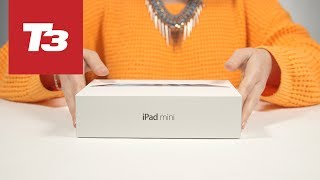 iPad Mini Retina Unboxing 2013