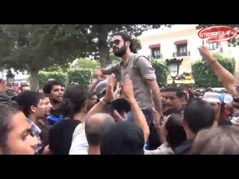 image vidéo  الجبهة الشعبية:لا سبسي لا جبالي ثورتنا ثورة زوالي