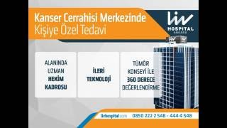 Liv Hospital Kanser Cerrahi Outdoortv