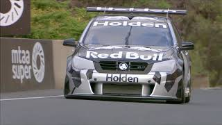 Greg Murphy debuts Holden V6 Twin-turbo engine at Mt Panorama ahead of the Bathurst 1000