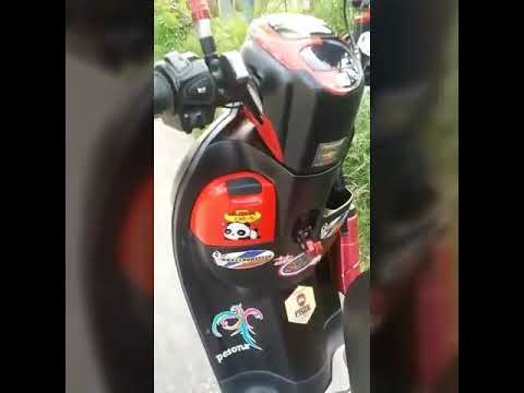 SCOOPY 2018 2019 Modifikasi BABYLOOK - THAILOOK - Scoopy Touring