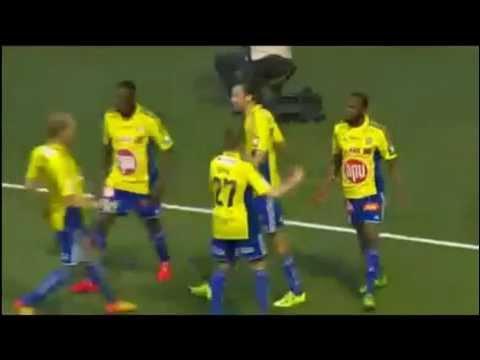 FC Astana - HJK Helsinki 0-1 | Ousman Jallow | Qualification Champions League 5/08/2015