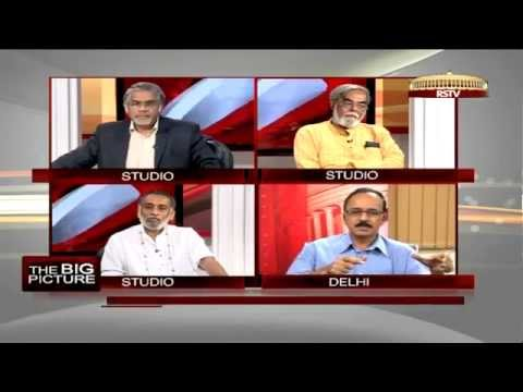 Is India looking for a political alternative - RSTV Debate - Devinder Sharma