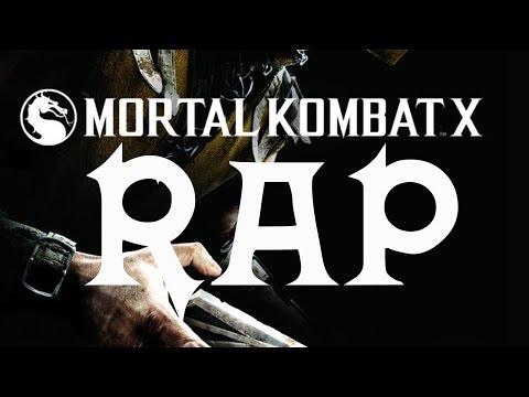 Mortal Kombat X |Rap Song Tribute| DEFMATCH -