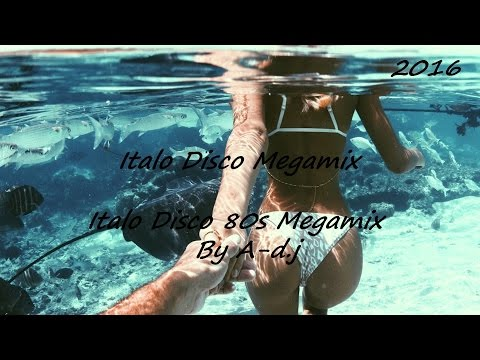 Italo Disco Megamix  Club 80's Megamix by -Mix Everything-