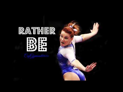 Rather Be - Gymnastics Floor Music
