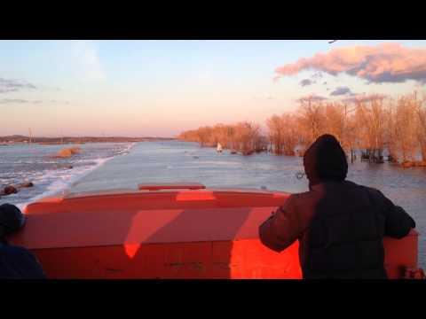 Наводнение в с. Петровка г. Караганда