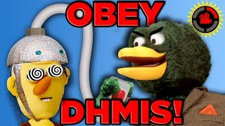 Film Theory: DHMIS Unmasked! Decrypting the Wakey Wakey Trailer (Don