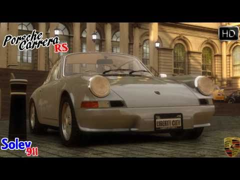 GTA 4 Porsche Carrera RS  !!  ENB series Extreme Graphics  [ Car mods + RealizmIV + VisualIV ]