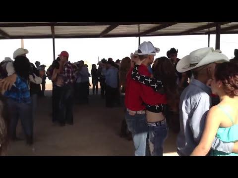 Coleadero en Lovington, NM con los Vendavales