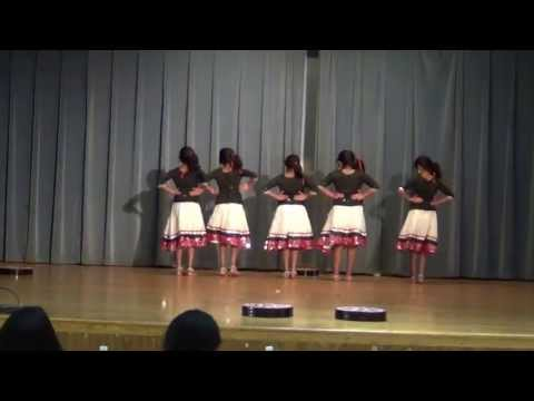 Go Go Govinda Dance Performance - Youth Festival 2013 video