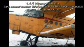 Saving an An-2 aircraft. (English version)