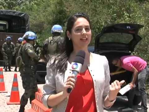 RN no Ar - Jornal da TV Tropical, afiliada à Rede Record, 21/10/2014. Braengcoy