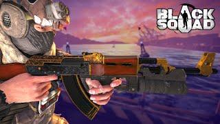 """Budget shroud DOMINATES free-to-play CSGO"" (Black Squad)"