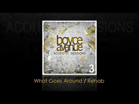Justin Timberlake/Rihanna/TI - What Goes Around/Rehab (Boyce Avenue acoustic