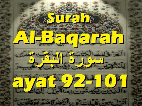 20020121 Ustaz Shamsuri 07 - Surah Al Baqarah ayat 92-101 NE1...