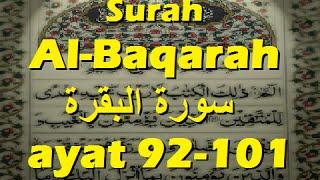 2002/01/21 Ustaz Shamsuri 07 - Surah Al Baqarah ayat 92-101 NE1