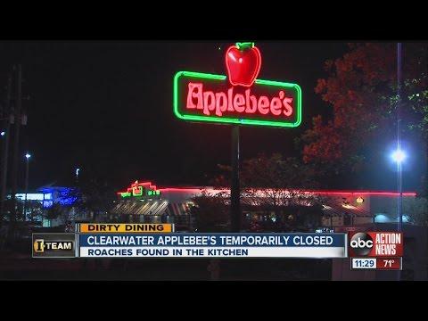 Dirty Dining: Applebee's Neighborhood Grill