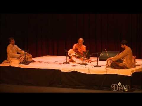 Amjad Ali Khan and Amaan Ali Khan at Stanford University