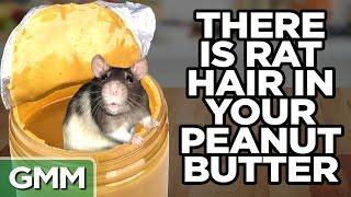 The Disturbing Ingredients Hidden In Your Food