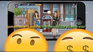Hollywood Story Hack - 😲 Gems and Cash 😲 (Android/iOS) #HollywoodStoryHack 2019