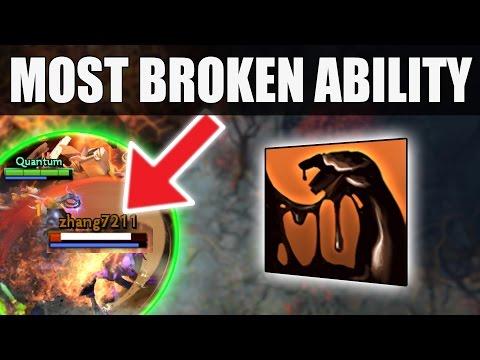 Sticky Napalm in Ability Draft - IMBA | Dota 2