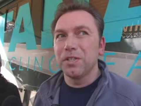Johan Bruyneel 2009 Tour of California Stage 3